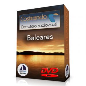 COLECC COSTEANDO BALEARES DVD